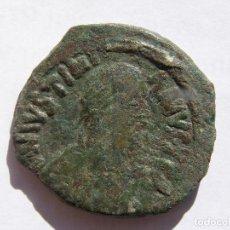 Monedas Imperio Bizantino: JUSTINIANO I. FOLLIS. CONSTANTINOPLA 527-565 DC. Lote 150751810