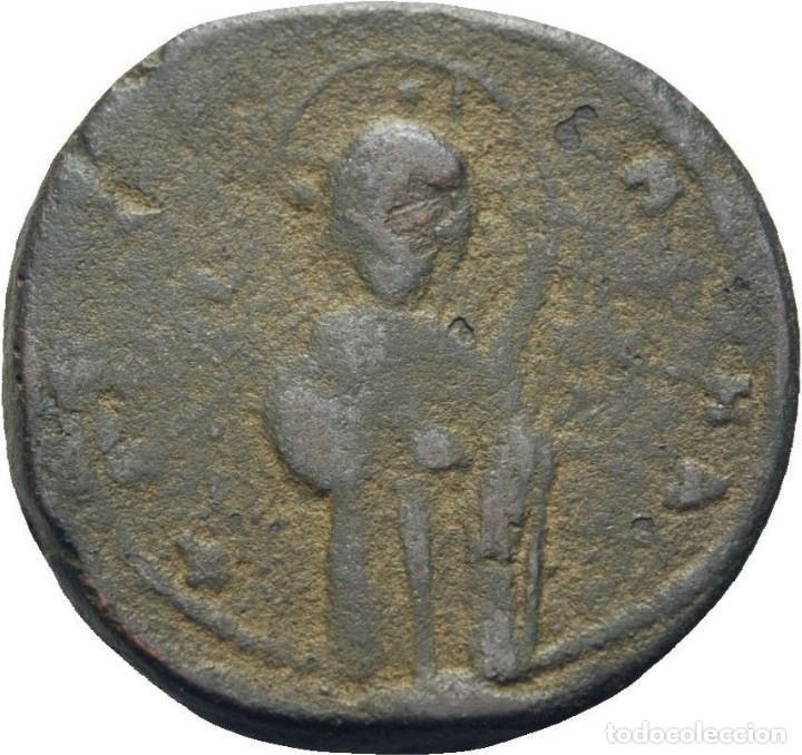 Monedas Imperio Bizantino: IMPERIO BIZANTINO. MIGUEL IV. FOLLIS. CONSTANTINOPLA (1034-1041 dc) - Foto 2 - 160560366