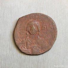Monedas Imperio Bizantino: FOLLIS DE BRONCE. AÑOS 989-1028. BASILIO II Y CONSTANTINO VIII. TIPO A2. Lote 167013260