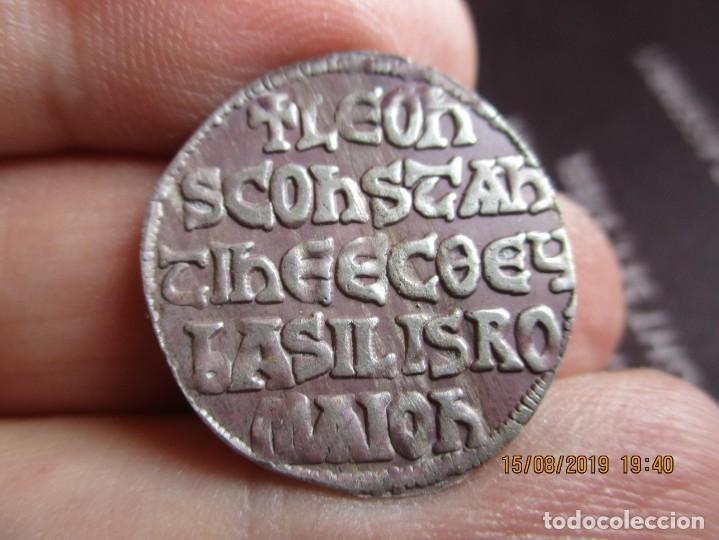 MILIARENSE DE LEO V EL ARMENIO (Numismática - Periodo Antiguo - Imperio Bizantino)