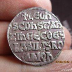 Monedas Imperio Bizantino: MILIARENSE DE LEO V EL ARMENIO. Lote 173855224