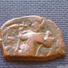 Monedas Imperio Bizantino: FOLLIS BIZANTINO MAURICIO TIBERIO. Lote 175823692
