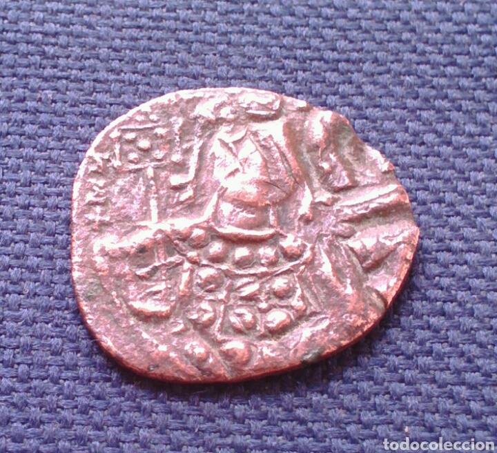 FOLLIS MIGUEL VLL BIZANTINO (Numismática - Periodo Antiguo - Imperio Bizantino)