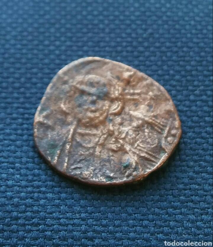 Monedas Imperio Bizantino: Follis Miguel Vll Bizantino - Foto 2 - 176081063