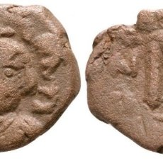 Monedas Imperio Bizantino: FOLLIS. 5,08 G / 24 MM. BC+. Lote 178330637