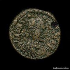 Monedas Imperio Bizantino: IMPERIO BIZANTINO ANASTASIO 491-518 DC 1/2 FOLLIS NICOMEDIA N☩I-K ✰. Lote 186528286