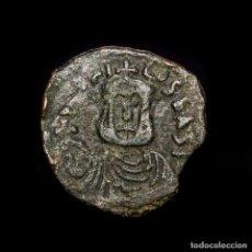 Monedas Imperio Bizantino: IMPERIO BIZANTINO TEOFILO. 829-842. Æ FOLLIS XXX M ☩ NNN Θ SIRACUSA. Lote 192957612