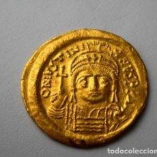 Monedas Imperio Bizantino: JUSTINIANO SÓLIDO II (565-578). Lote 194341012