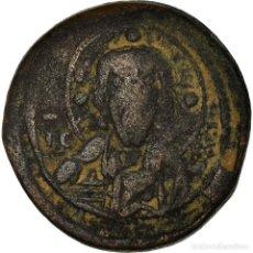 Monedas Imperio Bizantino: MONEDA, ANONYMOUS, FOLLIS, 1078-1081, CONSTANTINOPLE, BC+, COBRE, SEAR:1889. Lote 194652451