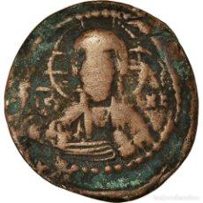 Monedas Imperio Bizantino: MONEDA, ANONYMOUS, FOLLIS, 1068-1071, CONSTANTINOPLE, BC+, COBRE, SEAR:1866. Lote 194652458