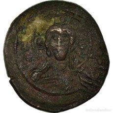 Monedas Imperio Bizantino: MONEDA, ANONYMOUS, FOLLIS, 1078-1081, CONSTANTINOPLE, MBC, COBRE, SEAR:1889. Lote 194654273