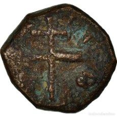 Monedas Imperio Bizantino: MONEDA, ALEXIUS I COMNENUS, TETARTERON, 1092-1118, THESSALONICA, BC+, COBRE. Lote 194654286
