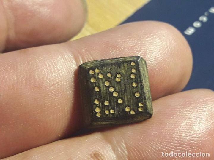 PONDERAL DE UN NUMIS BIZANTINO.4,9G (Numismática - Periodo Antiguo - Imperio Bizantino)
