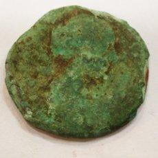 Monete Impero Bizantino: MONEDA ANTIGUA A CATALOGAR SIN LIMPIAR OPORTUNIDAD. Lote 195727381