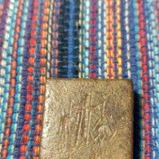 Monedas Imperio Bizantino: PESA PONDERAL IMPERIO BIZANTINO ( SIGLO V-X D.C.) PESO: 26 GRAMOS UNCIA. CRUZ. Lote 195788851
