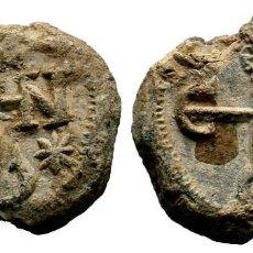 Monedas Imperio Bizantino: SELLO BIZANTINO. EBC. MUY RARO. 11,00 GR - 20,15 MM. Lote 197785907