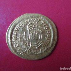 Monedas Imperio Bizantino: IMPERIO BIZANTINO. SOLIDO DE MAURICIO TIBERIO. 582/602. #SG. Lote 204447376