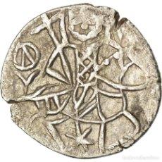 Monedas Imperio Bizantino: MONEDA, ALEXIS IV COMNÈNE, ASPER, 1417-1429, BC+, PLATA, SEAR:2641. Lote 205341406