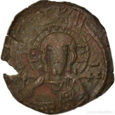Monedas Imperio Bizantino: MONEDA, ANONYMOUS, FOLLIS, 1078-1081, CONSTANTINOPLE, BC+, COBRE, SEAR:1889. Lote 205343512