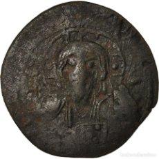 Monedas Imperio Bizantino: MONEDA, ANONYMOUS, FOLLIS, 1078-1081, CONSTANTINOPLE, BC+, COBRE, SEAR:1889. Lote 205343686