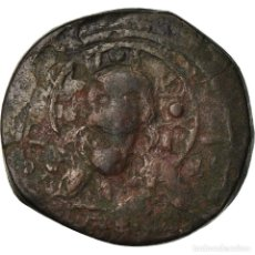 Monedas Imperio Bizantino: MONEDA, ANONYMOUS, FOLLIS, 1078-1081, CONSTANTINOPLE, BC+, COBRE, SEAR:1889. Lote 205344043