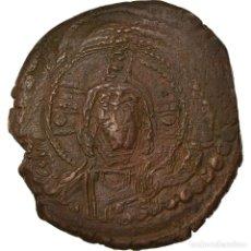 Monedas Imperio Bizantino: MONEDA, ANONYMOUS, FOLLIS, 1078-1081, CONSTANTINOPLE, BC+, COBRE, SEAR:1889. Lote 205344367
