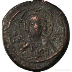 Monedas Imperio Bizantino: MONEDA, ANONYMOUS, FOLLIS, 1078-1081, CONSTANTINOPLE, MBC, COBRE, SEAR:1889. Lote 205348137