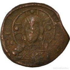 Monedas Imperio Bizantino: MONEDA, ANONYMOUS, FOLLIS, 1078-1081, CONSTANTINOPLE, BC+, COBRE, SEAR:1889. Lote 205348237