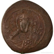 Monedas Imperio Bizantino: MONEDA, ANONYMOUS, FOLLIS, 1078-1081, CONSTANTINOPLE, BC+, COBRE, SEAR:1889. Lote 205349261