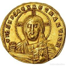 Monedas Imperio Bizantino: MONEDA, CONSTANTINE VII PORPHYROGENITUS, SOLIDUS, CONSTANTINOPLE, EBC, ORO. Lote 205456775