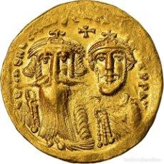 Monedas Imperio Bizantino: MONEDA, HERACLIUS, WITH HERACLIUS CONSTANTINE, SOLIDUS, 610-641, CONSTANTINOPLE. Lote 205458590
