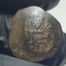 Monedas Imperio Bizantino: MONEDA BIZANTINA ASTRON TRACHY A CATALOGAR (49). Lote 205691756