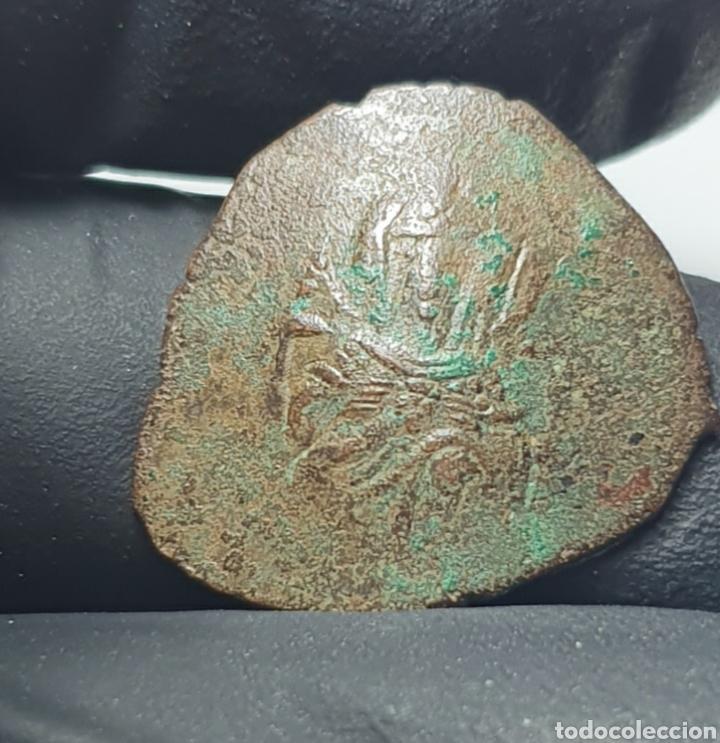 Monedas Imperio Bizantino: Monedas bizantinas Astron Trachy a catalogar (59) - Foto 2 - 205716998