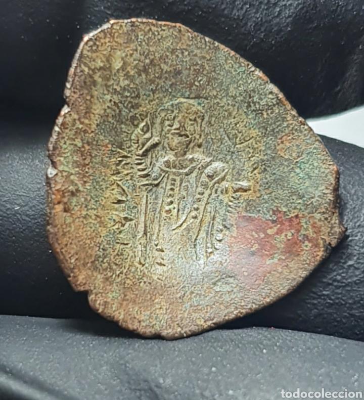 MONEDAS BIZANTINAS ASTRON TRACHY A CATALOGAR (59) (Numismática - Periodo Antiguo - Imperio Bizantino)