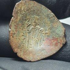Monedas Imperio Bizantino: MONEDAS BIZANTINAS ASTRON TRACHY A CATALOGAR (59). Lote 205716998