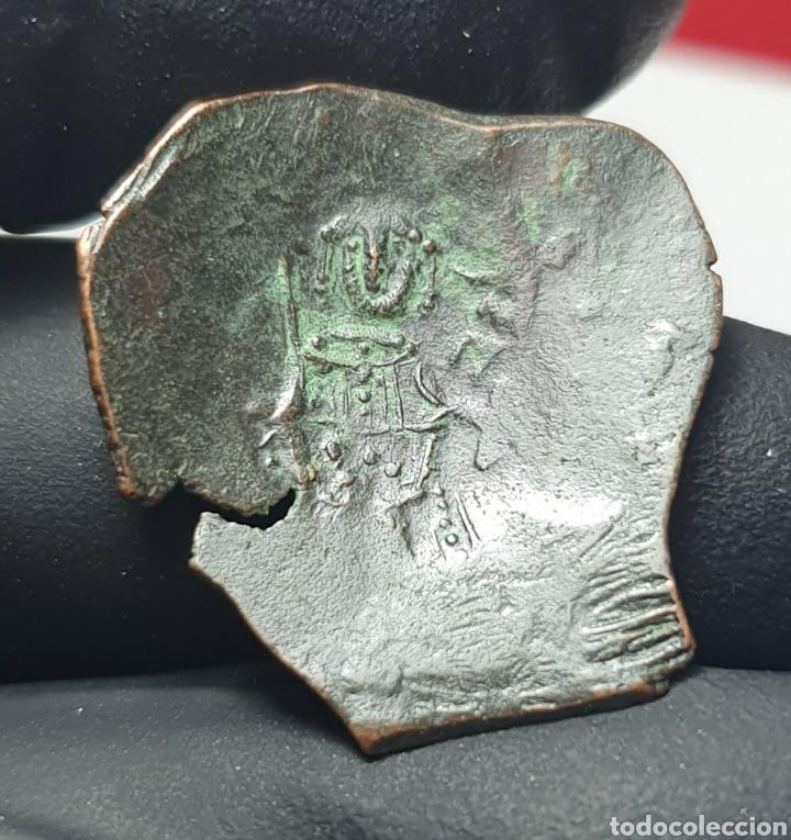 MONEDAS BIZANTINAS ASTRON TRACHY A CATALOGAR (60) (Numismática - Periodo Antiguo - Imperio Bizantino)