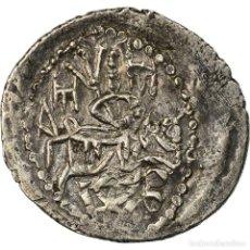 Monedas Imperio Bizantino: MONEDA, ALEXIS IV COMNÈNE, ASPER, 1417-1429, BC+, PLATA, SEAR:2641. Lote 207046883