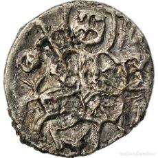 Monedas Imperio Bizantino: MONEDA, ALEXIS IV COMNÈNE, ASPER, 1417-1429, BC+, PLATA, SEAR:2641. Lote 207047090