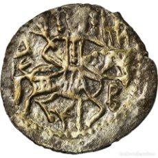 Monedas Imperio Bizantino: MONEDA, ALEXIS IV COMNÈNE, ASPER, 1417-1429, BC+, PLATA, SEAR:2641. Lote 207047131