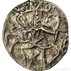 Monedas Imperio Bizantino: MONEDA, ALEXIS IV COMNÈNE, ASPER, 1417-1429, BC+, PLATA, SEAR:2641. Lote 207048080