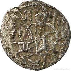 Monedas Imperio Bizantino: MONEDA, ALEXIS IV COMNÈNE, ASPER, 1417-1429, BC+, PLATA, SEAR:2641. Lote 207048106