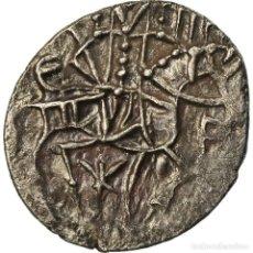 Monedas Imperio Bizantino: MONEDA, ALEXIS IV COMNÈNE, ASPER, 1417-1429, BC+, PLATA, SEAR:2641. Lote 207048303