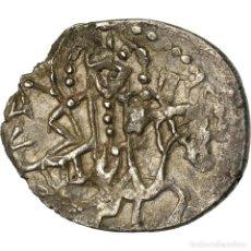 Monedas Imperio Bizantino: MONEDA, ALEXIS IV COMNÈNE, ASPER, 1417-1429, MBC, PLATA, SEAR:2641. Lote 207052756
