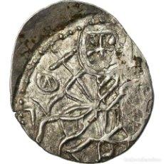 Monedas Imperio Bizantino: MONEDA, ALEXIS IV COMNÈNE, ASPER, 1417-1429, BC+, PLATA, SEAR:2641. Lote 207056356