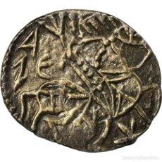 Monedas Imperio Bizantino: MONEDA, ALEXIS IV COMNÈNE, ASPER, 1417-1429, BC+, PLATA, SEAR:2641. Lote 207056956