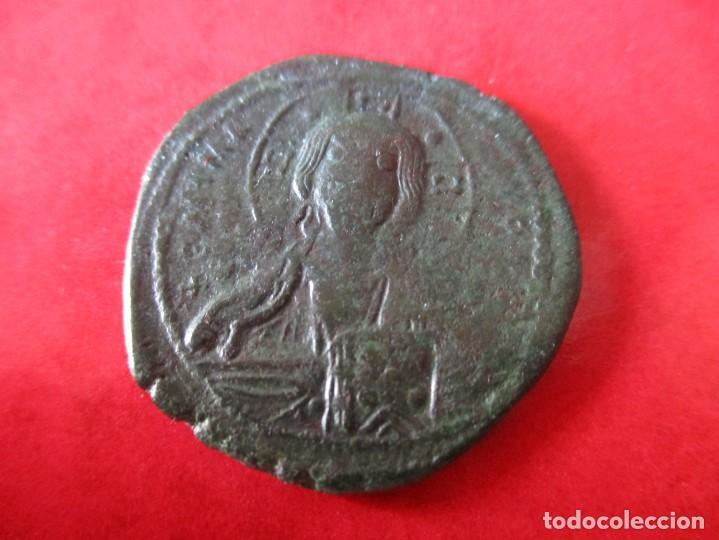 I. BIZANTINO. FOLLIS DE ROMANO III. #MN (Numismática - Periodo Antiguo - Imperio Bizantino)