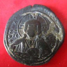 Monedas Imperio Bizantino: FOLLIS BIZANTINO. BASILEO II Y CONSTANTINO VIII. 969/1025. #MN. Lote 49164073