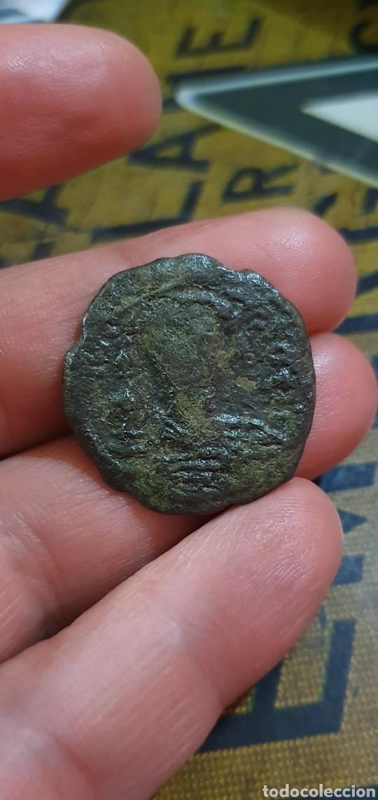 MONEDA BIZANTINA A CATALOGAR (Numismática - Periodo Antiguo - Imperio Bizantino)