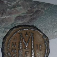 Monedas Imperio Bizantino: MONETA IMPERO BIZANTINO - GIUSTINO E SOFIA 565 / 578 D.C.. Lote 210080673