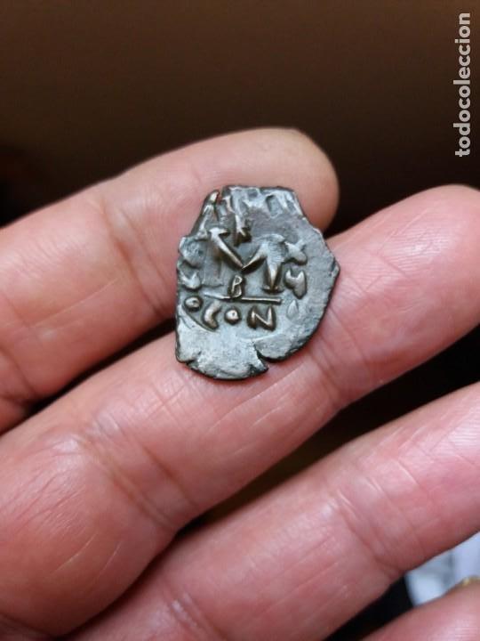 Monedas Imperio Bizantino: chirrapa - Foto 2 - 210564747